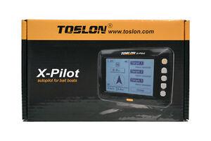 7e444785c0a Image is loading Toslon-X-Pilot-Autopilot-for-Bait-boats