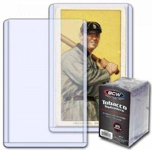 BCW-Tobacco-Trading-Card-Toploader-2-1-16-034-x-3-1-8-034-Qty-1-000
