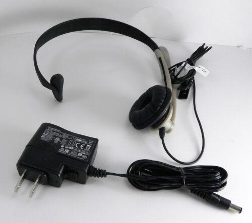 Plantronics S11 Telephone Corded Headset System