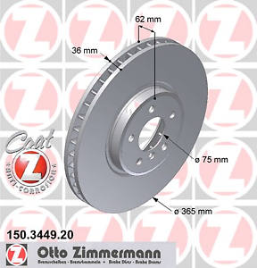 Brake-Disc-2-Piece-Coat-Z-Zimmermann-150-3449-20