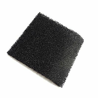 Activated carbon filter sponge solder smoke absorberESD fume extractor13x13H rw