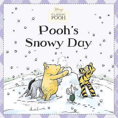 Pooh's Snowy Day (Disney Classic Pooh)