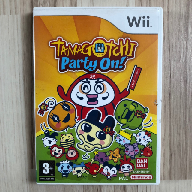 Tamagotchi Party On!, Nintendo Wii