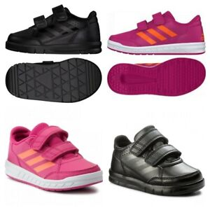 Details about Adidas Boys Trainers AltaSport Kids Shoes School Running Casual Trainer Toddler