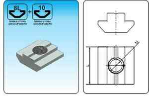 Aluminum-Profile-Nuts-T-Serial-8-8L-and-10-M4-M5-M6-M8-1-10-100-pcs-Profil