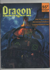 Dragon Magazine - Issue 143 - TSR AD&D 2nd Edition - RPG - March 1989