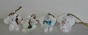 Angel-Bear-Ornaments-Set-of-4-Hang-or-Sit-Polyresin-1-1-4-x-1-1-2-Inches