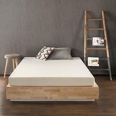 Best Price Mattress 6 Inch Memory Foam Mattress Short Queen Ebay