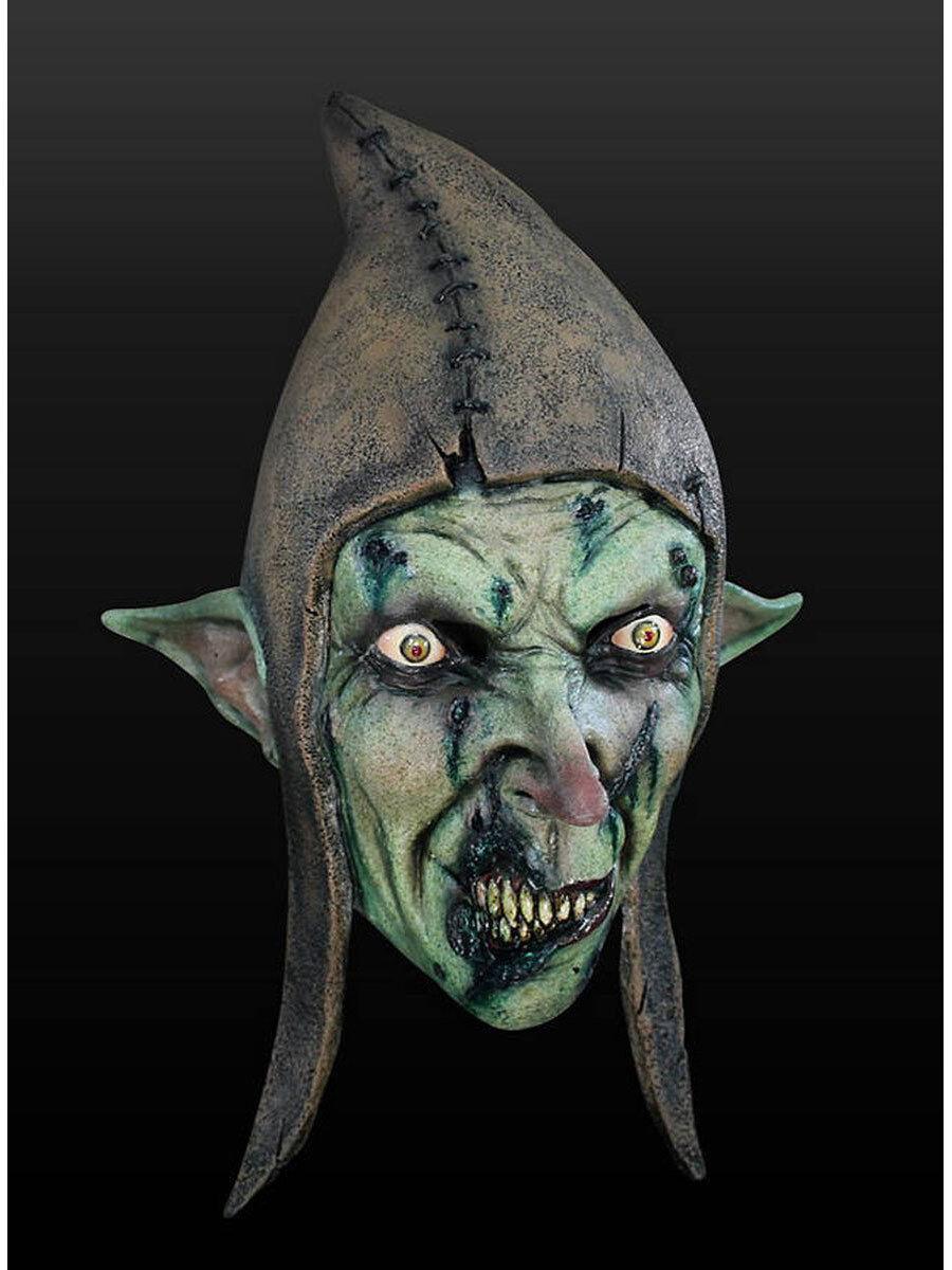 Masque pour les adultes  FOU LUTIN  latex universel taille d'horreur Costume