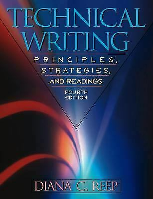 Technical Writing : Principles, Strategies, and Readings-ExLibrary