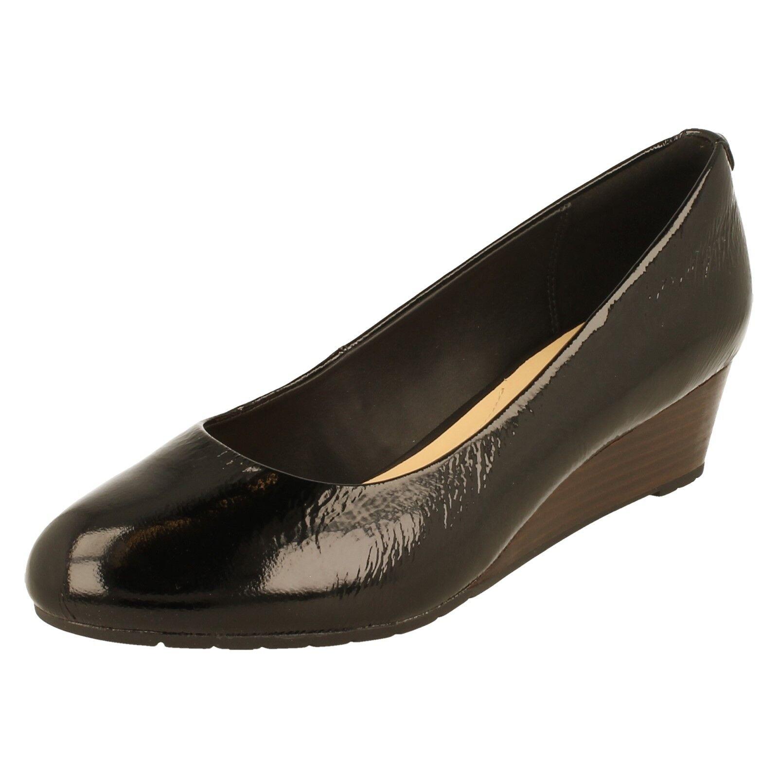 Descuento barato Mujeres Sin Cordones Zapatos de cuña Clarks - Vendra BLOOM