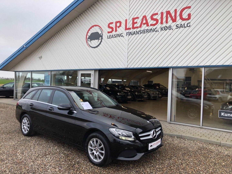 Mercedes C220 d 2,2 Business stc. aut. 5d - 296.900 kr.