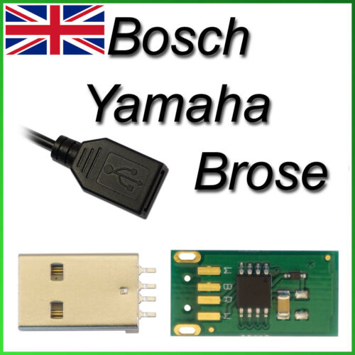 BROSE YAMAHA sIMPLEk-Stick Kitebike tuning for BOSCH