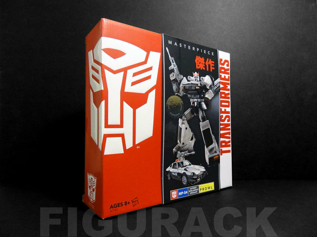 Transformers Masterpiece Prowl Toys R Us Exclusive Action Figure