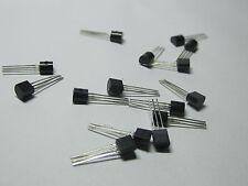 Transistors To 92 Assortment 20 Values Kit 100pcs
