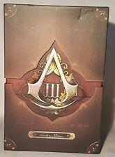 Assassin's Creed III Freedom Edition Connor Figur PS3 Sammlungsauflösung