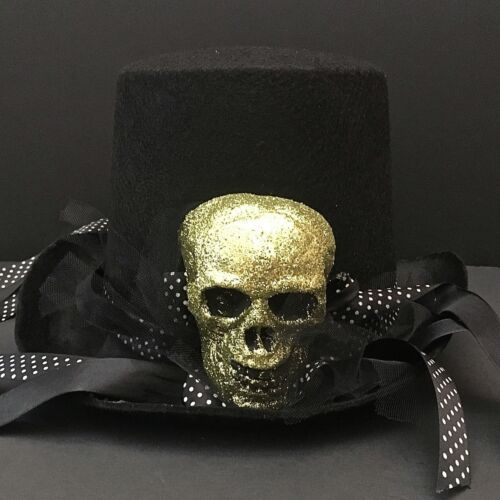 Halloween Evening Festival Costume Cosplay Party Costume Fedora Hat