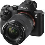 Sony Alpha 7 II ILCE-7M2 Digital Camera with 28-70mm  24.3MP   Wi-Fi