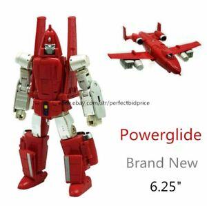 "New Transformers Powerglide G1 Pocket PT-M01 DX9 KO Action Figure 6.25/"" Kids Toy"