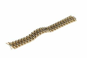 20mm-Hadley-Roma-Solid-Link-President-Style-Watch-Band-Strap-SE-CE-Gold-MB4225Y