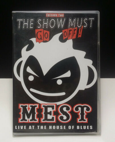 1 of 1 - PUNK BAND MUSIC - MEST DVD_ Live at the House of Blues_EPISODE TWO