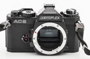 Revue-Flex-Revueflex-AC-2-AC2-AC-2-Kamera-SLR-Spiegelreflexkamera-body-Gehaeuse