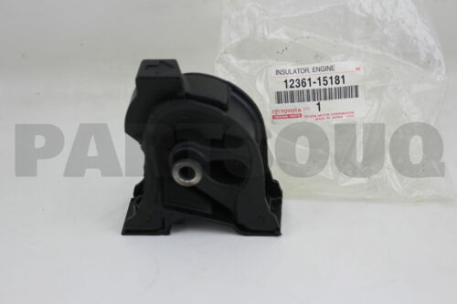 FRONT 1236115181 Toyota INSULATOR ENGINE MOUNTING FOR TRANSVERSE ENGINE
