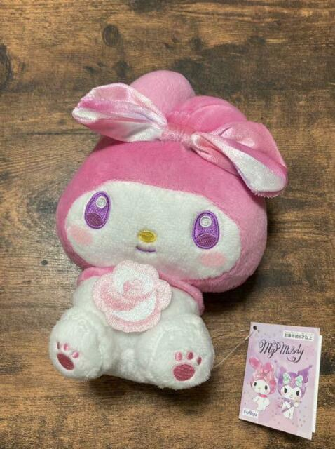 Mint Sanrio Plush Doll My Melody Romantic Rose