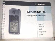 garmin gps 76 gps receiver ebay rh ebay com garmin gpsmap 76 user manual garmin gps 76 manual download
