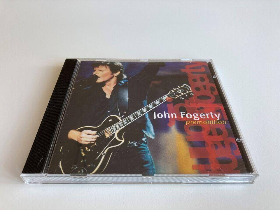 John Fogerty: Premonition, rock
