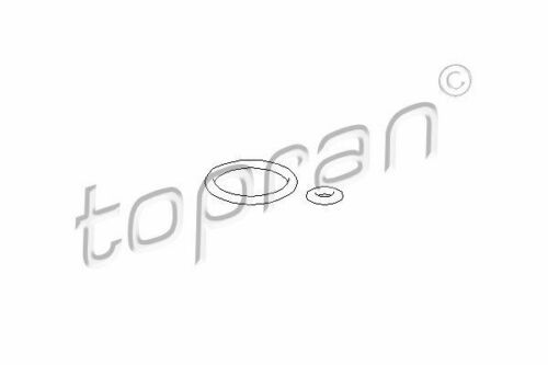 kit guarnizioni 100 736 per AUDI VW SEAT SKODA Topran CARBURANTE REGOLATORE di pressione