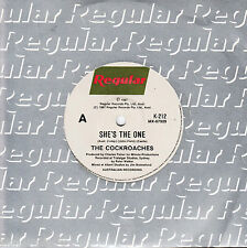 The COCKROACHES She's The One / Can In The Hand 1987 OZ 45 Wiggles