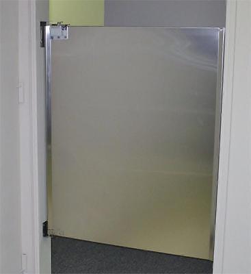 Stainless Steel Saloon Doors