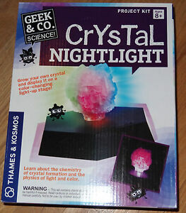 kosmos crystal growing kit instructions