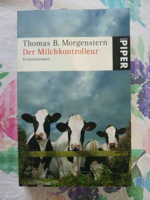 Der Milchkontrolleur von Thomas B. Morgenstern (Taschenbuch)