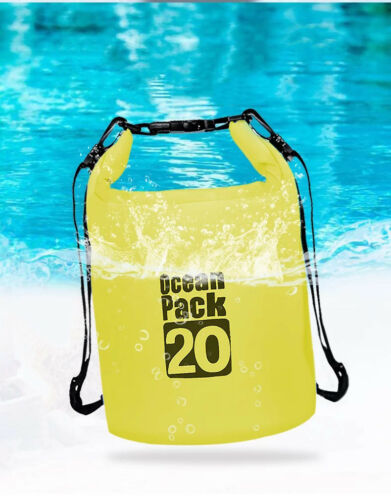 20L Foldable Waterproof Hiking Beach Outdoor Sport Backpack Camping Travel Bag