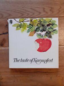 BERT-KAEMPFERT-The-Taste-of-Kaempfert-6-LP-BOX-SET