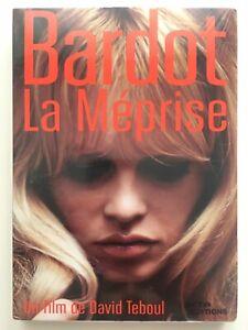 Brigitte-Bardot-La-Meprise-DVD-NEUF-SOUS-BLISTER-Documentaire-Biographique