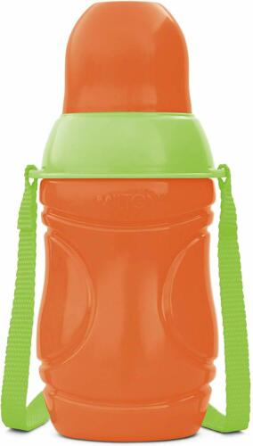 Milton Unbreakable Kids Water Bottle Stainless Steel 380 ml Orange