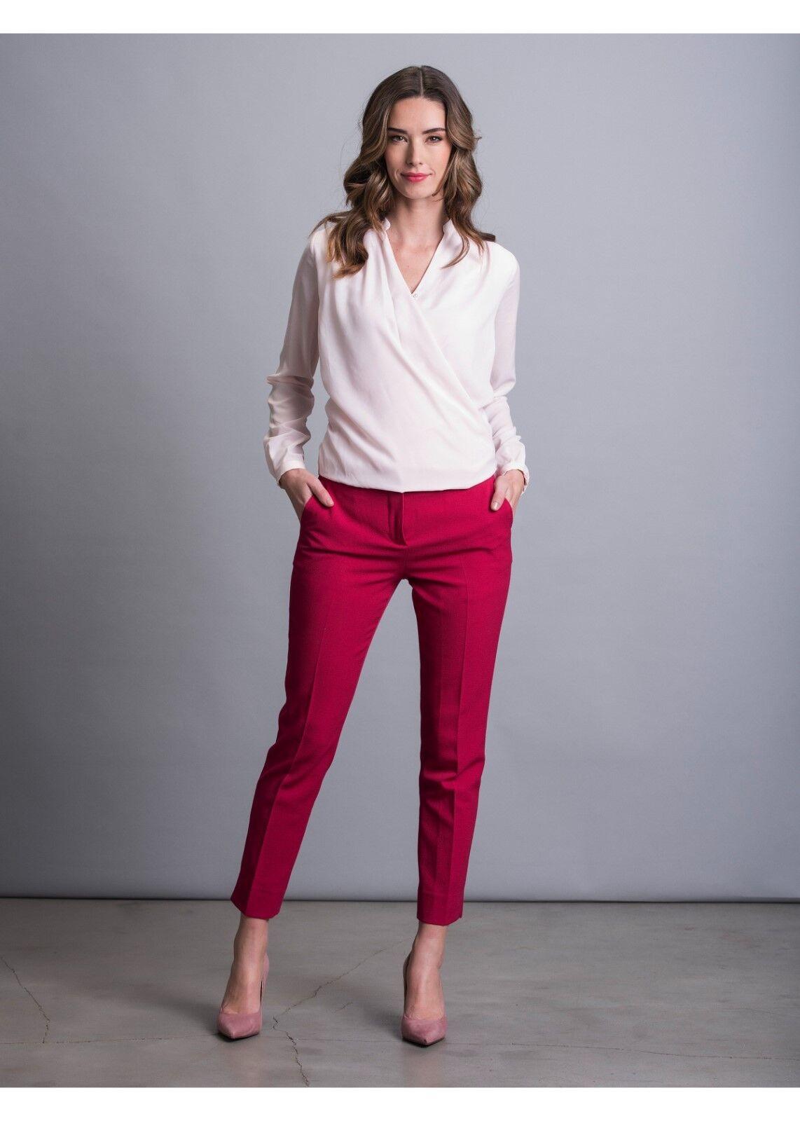 Cavallaro Napoli Camicia da donna in rosa, Finesse con attenzione al dettaglio, taglia XXL