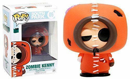 Exclusiv South Park Zombie Kenny 9.5cm POP Vinyl Figur 05 UK Verkäufer