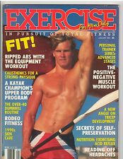 Exercise For Men Only Bodybuilding Muscle Physique Magazine 1-90