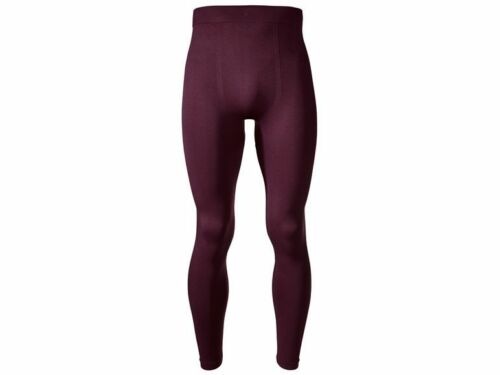 A12 Livergy Men/'s Thermal Tights Thermo Long Underpants Leisure Trousers New