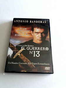 Dvd El Guerrero Numero 13 John Mctiernan Antonio Banderas Ebay