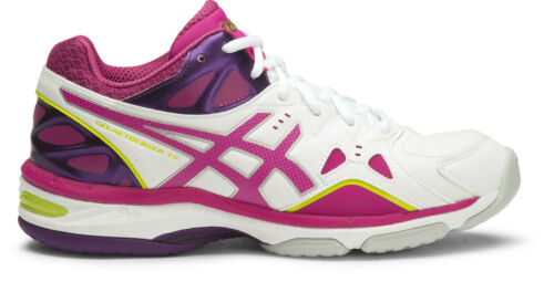 NEW Asics Gel Netburner 18 Womens Netball Shoe D 0121