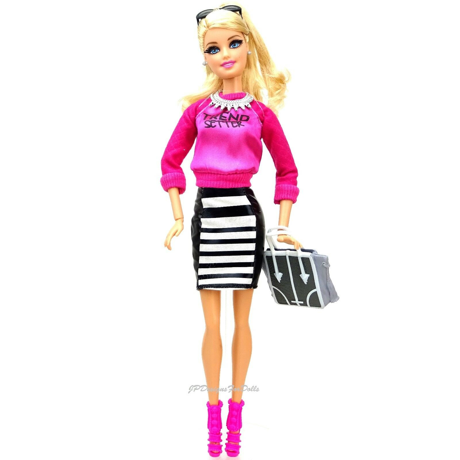 Barbie stile Styling amici Doll (B) (B) (B) trend-setter