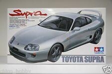 Tamiya 24123 1/24 Scale Toyota Supra RZ SZ-R JZA80 2JZ-GTE Twin Turbo Model Kit