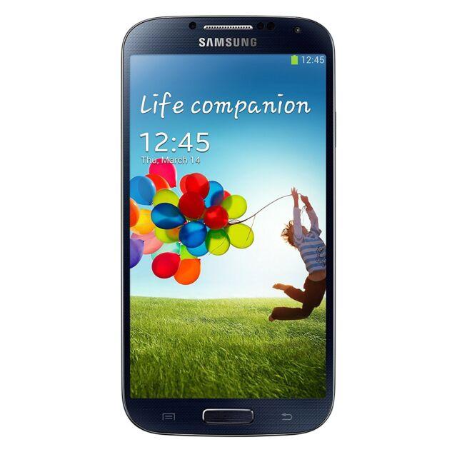 Neuf Smartphone Samsung Galaxy S4 GT-I9505 - 16 Go - Noir 4G Black Mist