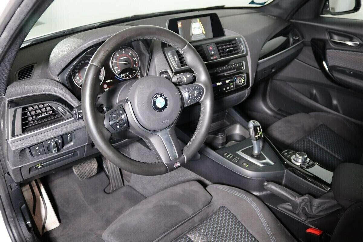 BMW 120d 2,0 M-Sport aut. - billede 6