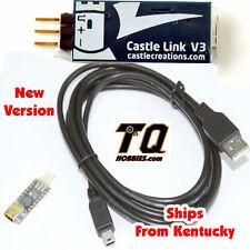 New Castle Creations Castle Link USB Mamba Sidewinder ESC Programmer 011-0119-00